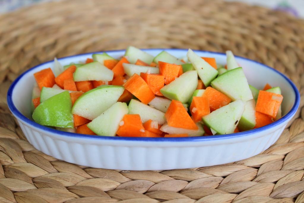 apple & carrot salad
