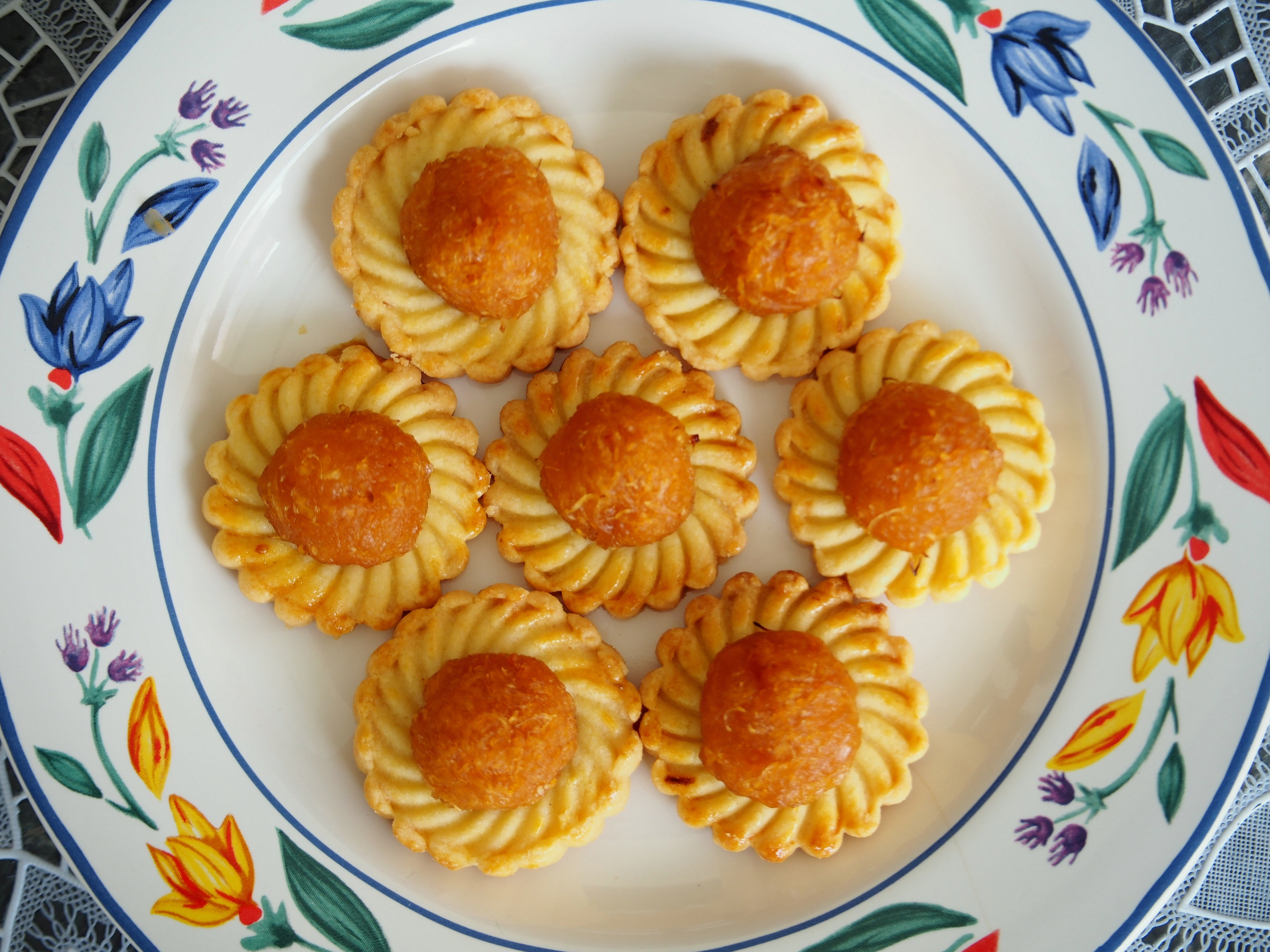 Lunar New Year Goodies: Pineapple Tarts with Updated Tips