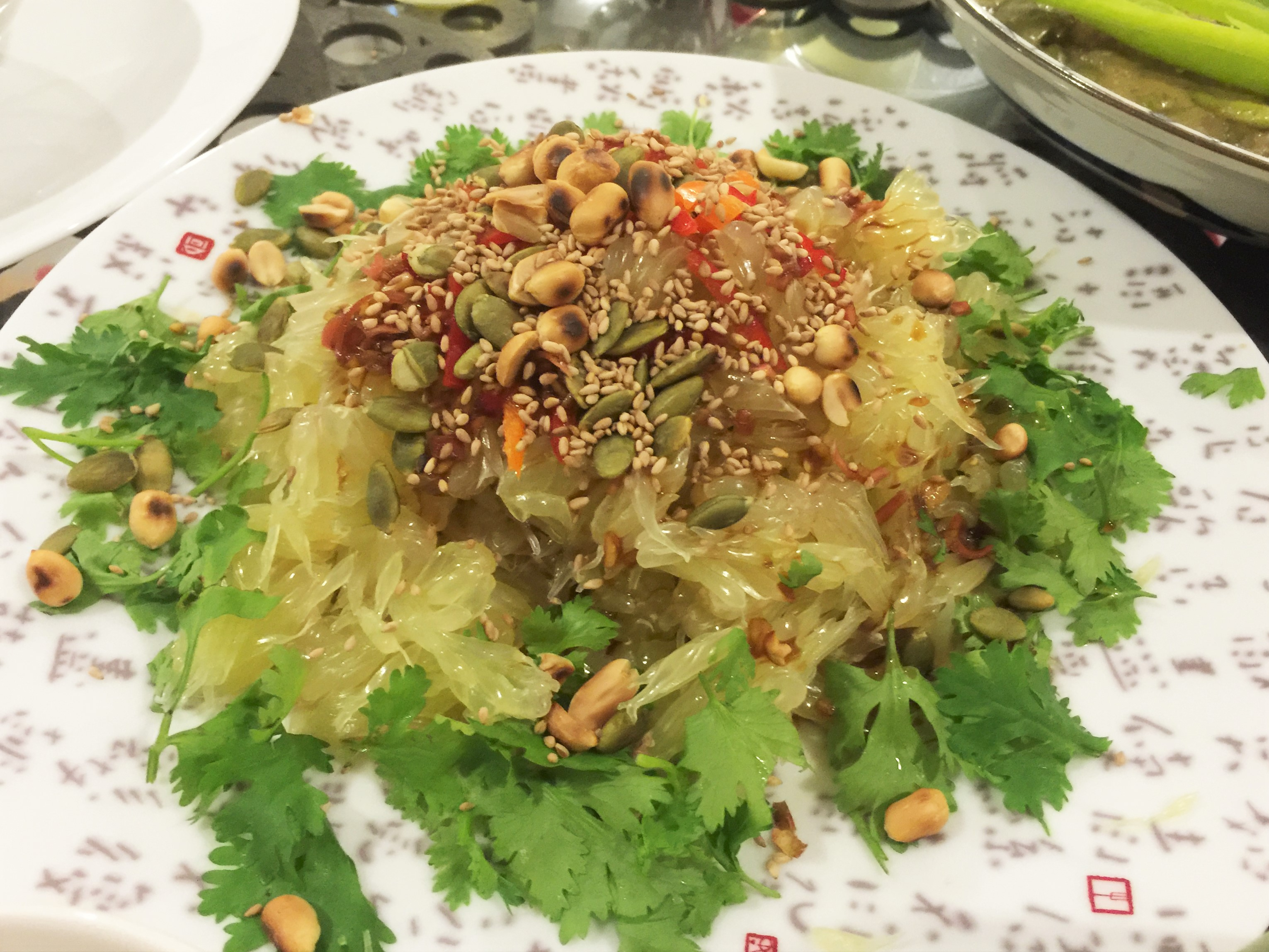 Joyce's Spicy Thai Pomelo Salad
