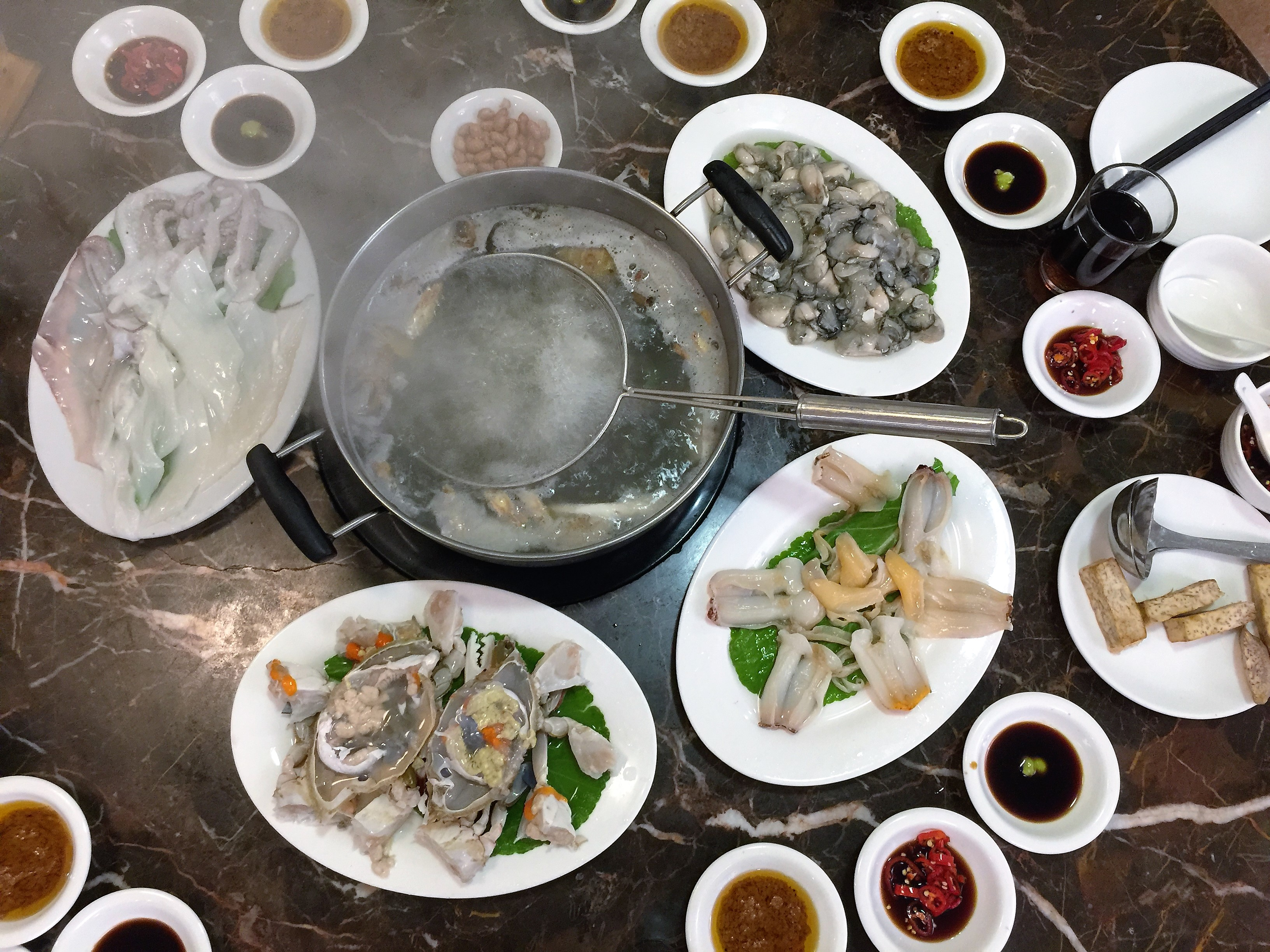 A Gastronomic Journey through Shantou China