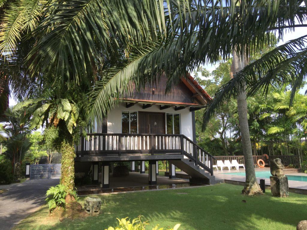 Gardenasia farm stay villa